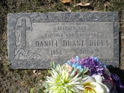 Daniel Duane Dicus
