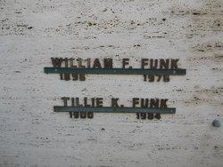 William Fredrick Bill Funk
