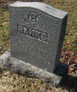Florence Eliza <i>Pooley</i> Banks