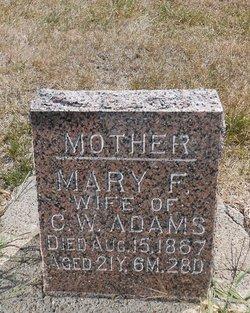 Mary F. Adams
