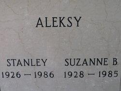 Stanley John Aleksy, Jr