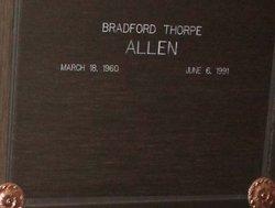 Bradford Thorpe Allen