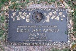 Biddie Ann Arnold