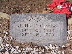 John D. Combs