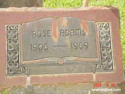 Rose Adams
