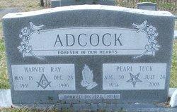 Pearl <i>Tuck</i> Adcock