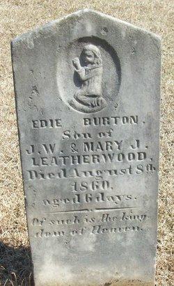 Edie Burton Leatherwood