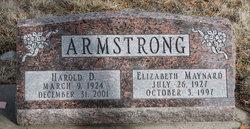 Elizabeth <i>Maynard</i> Armstrong