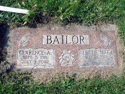Clarence A. Bailor