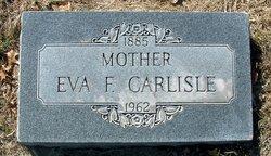 Eva Emaline <i>Foster</i> Carlisle