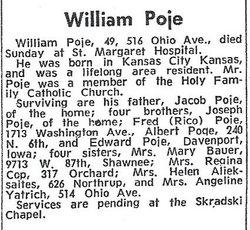 William Poje