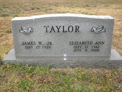 James W Taylor, Jr