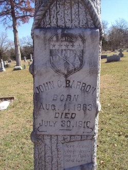 Johnnie Cowan Barron