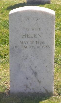 Helen <i>Danckwardt</i> St Leger
