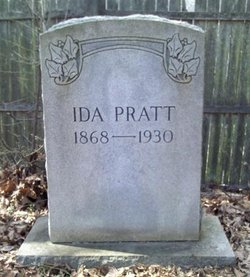 Ida <i>Hoyle</i> Pratt