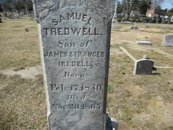Dr Samuel Tredwell Iredell