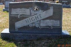 Clifton Hight