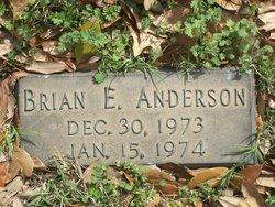 Brian Edward Anderson
