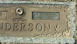 Major Ellison Randolph Anderson