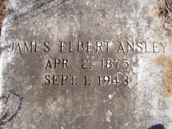 James Elbert Ansley
