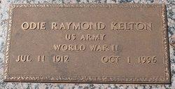 Odie Raymond Kelton