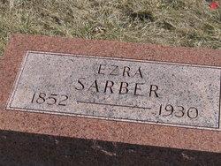 Ezra Sarber