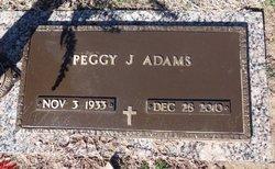 Peggy J. Adams