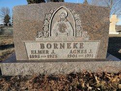 Agnes Josephine <i>Tarpy</i> Borneke