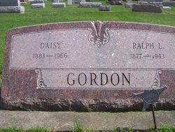 Daisy <i>Patton</i> Gordon