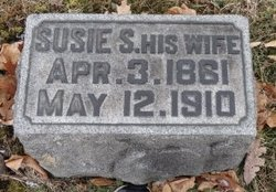 Susannah S. Susie <i>Andre</i> Armbruster