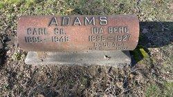 Ida <i>Berg</i> Adams