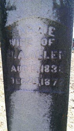 Agnes Aggie <i>Bagley</i> Allen