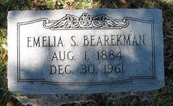 Emelia Caroline <i>Grohman</i> Bearkeman