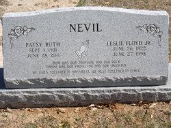Patsy Ruth <i>Doty</i> Nevil