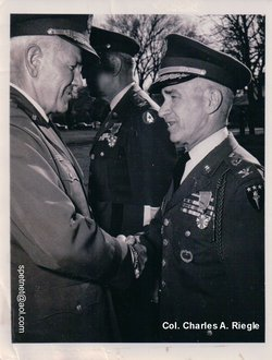 Col Charles A. Riegle