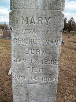 Mary <i>Moyer</i> Huffman(Hoffman)