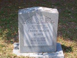 Carrie <i>Huger</i> Berry