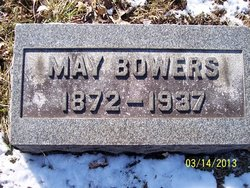 Lillian May <i>Good</i> Bowers