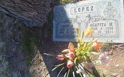 Agapita Maria <i>Martinez</i> Lopez