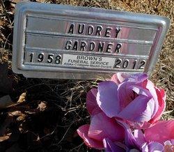 Audrey Jean Gardner