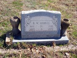Burnett W Hamill