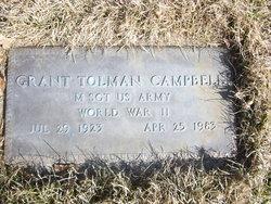 Grant Tolman Campbell