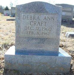 Debra Ann Craft