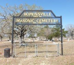 Waelder Masonic Cemetery