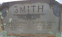 Sarah Adline Sussy <i>Scronce</i> Smith
