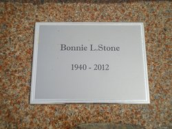 Bonnie Louise <i>Tillman</i> Stone