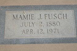Mary Jane Mamie <i>Botts</i> Fusch
