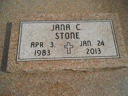 Jana Christine <i>Webb</i> Stone