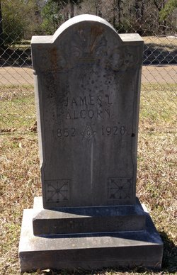James Lafayette Alcorn