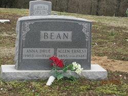 Anna Drue <i>Certain</i> Bean